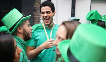 St Pat\'s Party Tour