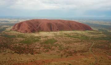 "7 Day Package ""Cairns to Ayers Rock (Uluru) plus continue to Adelaide\"" Tour"