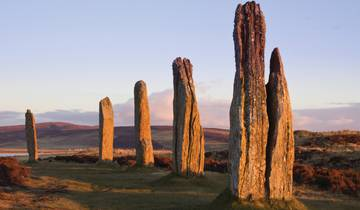 Orkney & The Highlands Tour