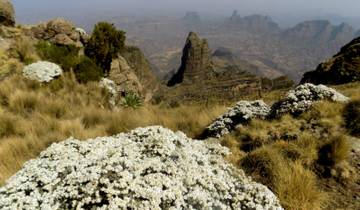 Trekking in the Simien Mountains & Enjoy Dramatic Escarpments Tour