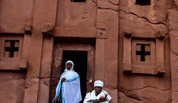 Ethiopia: Lalibela & Gheralta Mountains Adventure (18 destinations) Tour