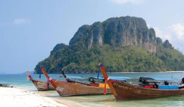 Essential Southern Thailand Tour