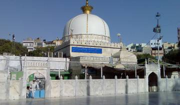 Private Golden Triangle Tour With Ajmer Sharif Tour