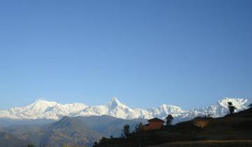 Mountain Bike Kathmandu to Pokhara Tour