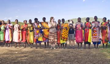 South East Adventure 24 days (from Nairobi to Livingstone) Tour