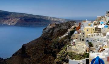Sail Greece - Santorini to Mykonos Tour