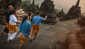 Indonesia on a Shoestring – Java to Kuta Tour