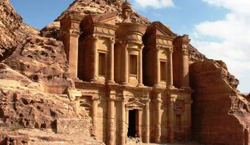 Egypt & Jordan Discovered By Land Tour