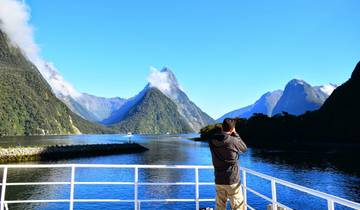 Ultimate Explorer from Auckland (28 days) - top rated by National Geographic Tour