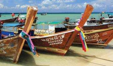 Sail Phuket to Ko Phi Phi Tour