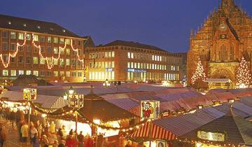 Christmas Wonderland with Prague (from Amsterdam to Prague) Tour