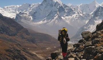 Everest Base Camp & Kala Pattar (from Kathmandu to Lobuche) Tour