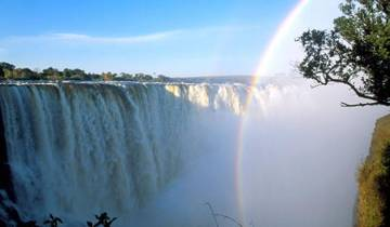 Africa East & South between Zanzibar and Victoria Falls (from Victoria Falls to Zanzibar) Tour