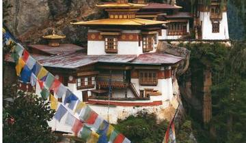 Bhutan Dragon Kingdom Tour