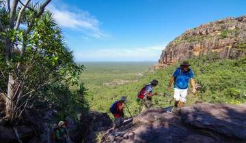 Kakadu Walking Adventure Tour