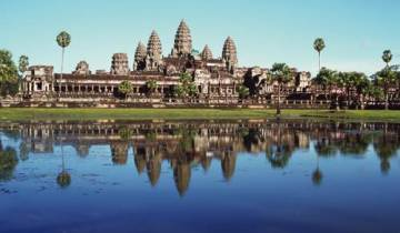 Phnom Penh and Angkor Wat Tour