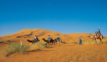 Marrakech & the Sahara (from Ouarzazate to Marrakesh) Tour
