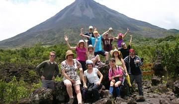 Costa Rica Family Adventure Tour
