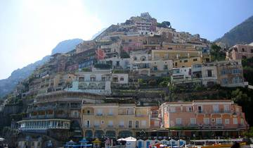Amalfi Coast: Pompeii & Pizza Family Holiday Tour
