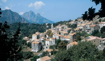 Mountains & Villages of Corsica Tour
