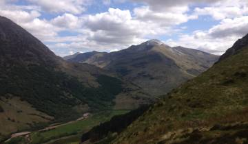 Western Lochs and Highlands Tour