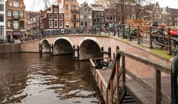 Christmas in Amsterdam Tour