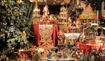 Bruges Christmas Markets Tour