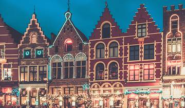Bruges Christmas (4 destinations) Tour