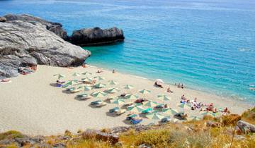 20 days in Greece - Beaches Beyond Beautiful Tour