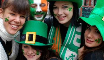 St.Patrick\'s Day (en-suite) Hostel Tour
