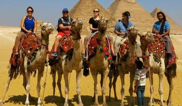 Experience Egypt & Jordan 15 days 5* Nile Cruise  Tour