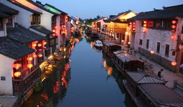 Beijing to Shanghai Adventure Tour
