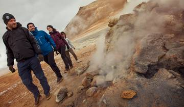 Trekking in Iceland - The Laugavegur Trail  Tour