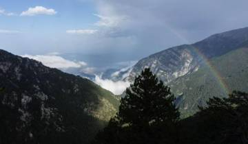Mount Olympus Guided Walk Tour