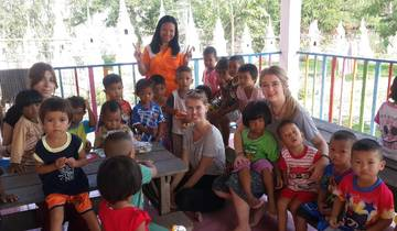 15 Day Childcare Project in Surin, Thailand Tour