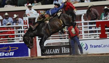 Grand Canadian Plus Calgary Stampede Tour