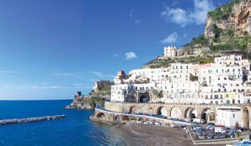 Sail Italy: Procida to Amalfi Tour