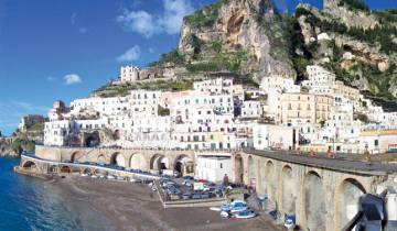 Sail Italy - Amalfi to Procida Tour