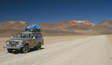 Uyuni Salt Flats and Potosi Tour