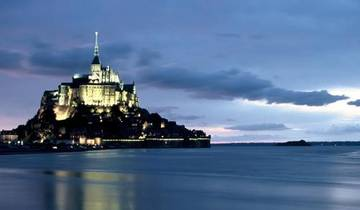 Paris to Mont St Michel by Bike Tour