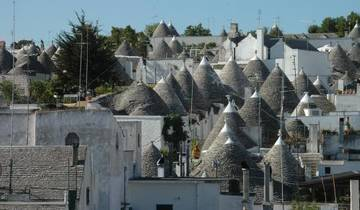 Walking in Puglia Tour