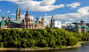 Historic Cities of Eastern Canada Tour