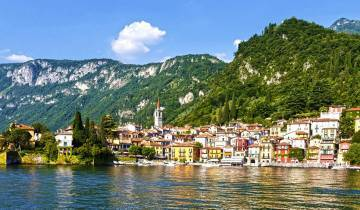 The Magic of the Italian Lakes Tour