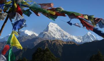 Annapurna Sanctuary Tour