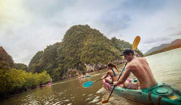 Thailand Hike, Bike & Kayak Tour