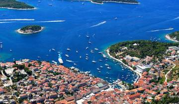 Sail Dubrovnik to Split Tour