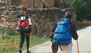 The Way of St James - Conques to Cahors Tour