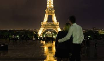New Year in Paris (End London, 4 Days) Tour
