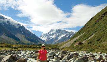 New Zealand South Island Explorer Tour