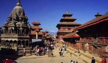 Nepal on a Shoestring Tour